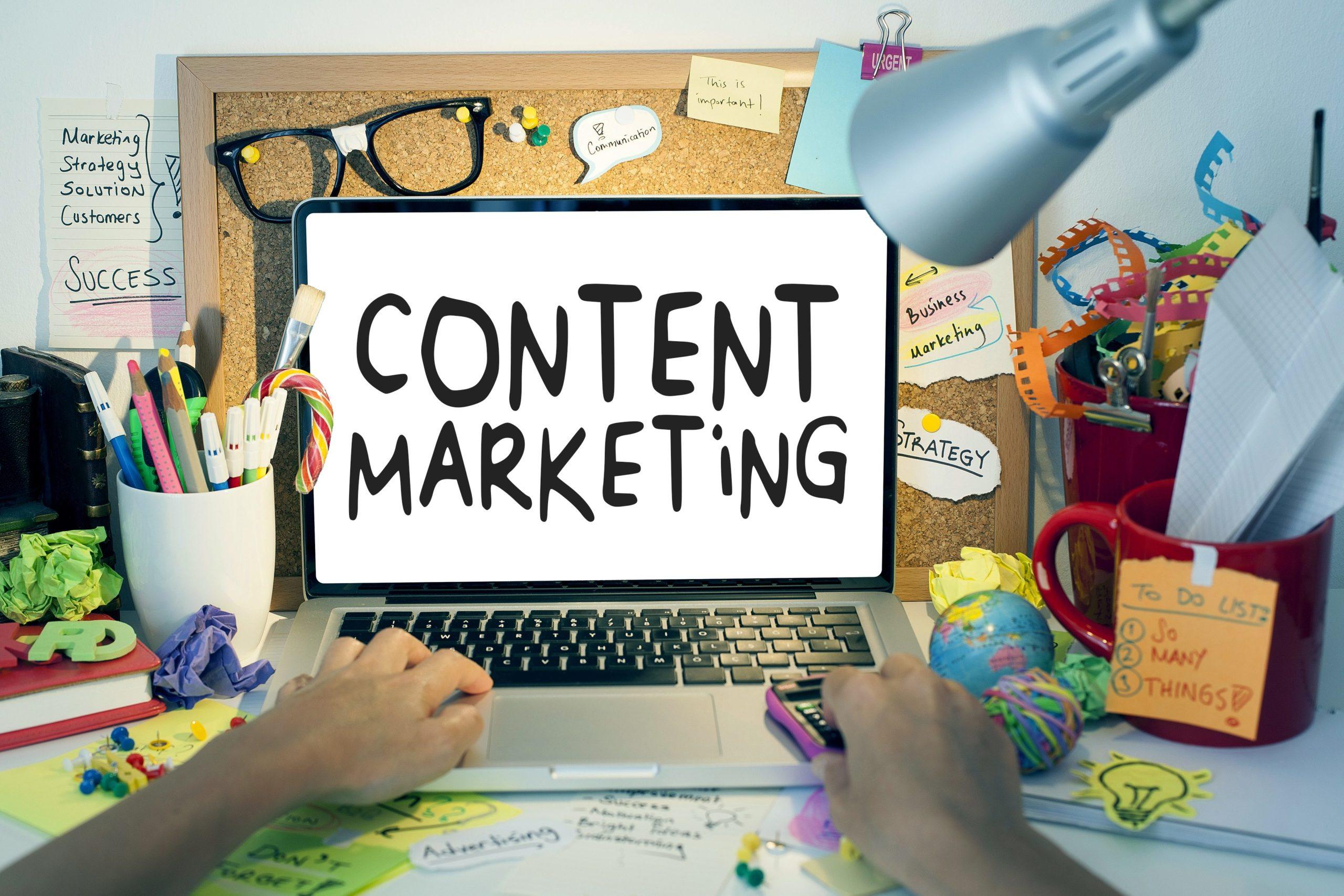 Marketing de contenu : les étapes à suivre pour une bonne stratégie